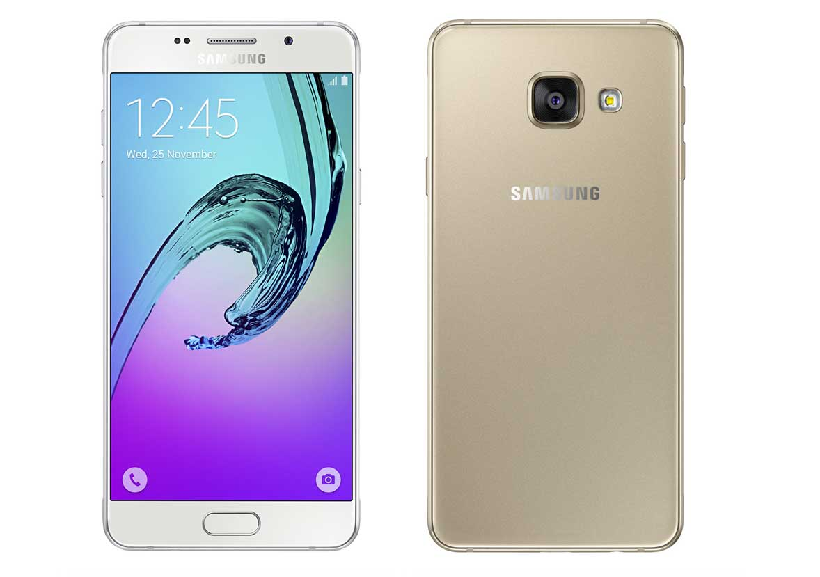Samsung Galaxy A3 SM-A310F (2016)
