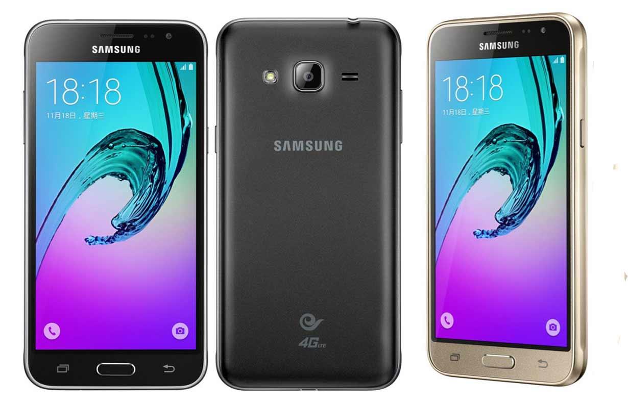 Samsung Galaxy J3 SM-J3109Z