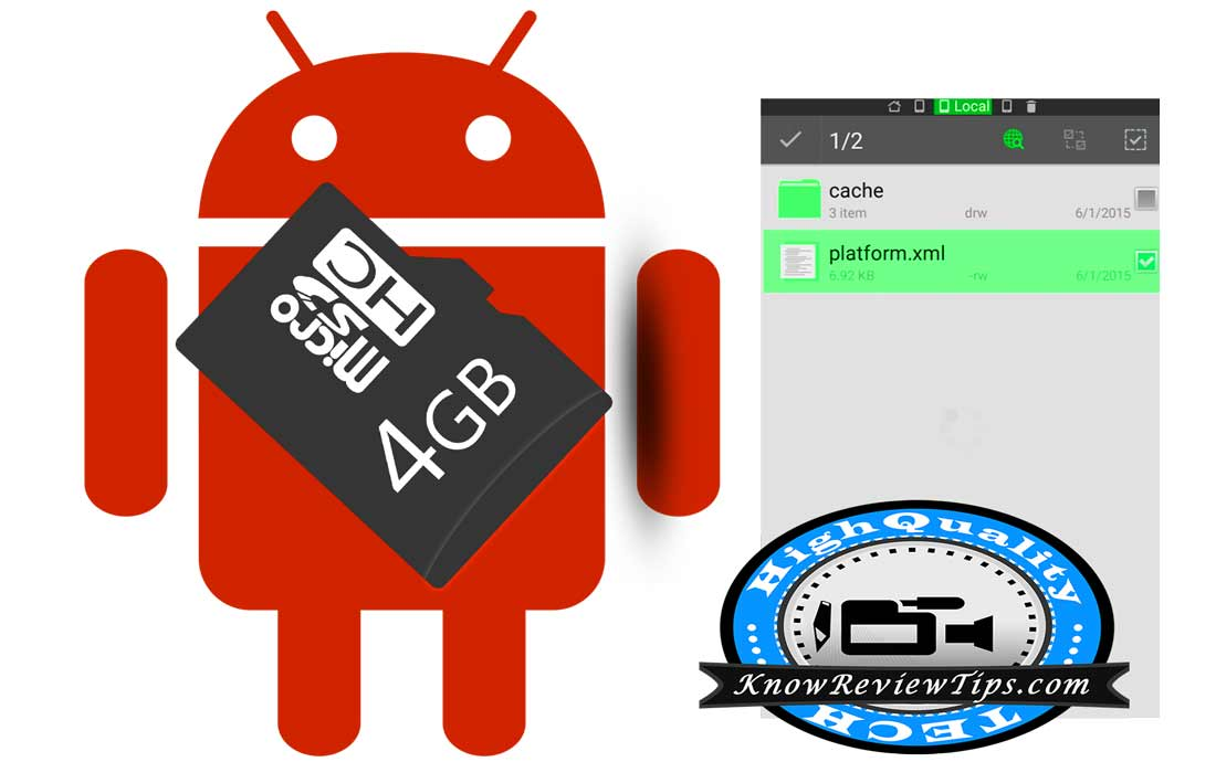 backup android apps to external sd card