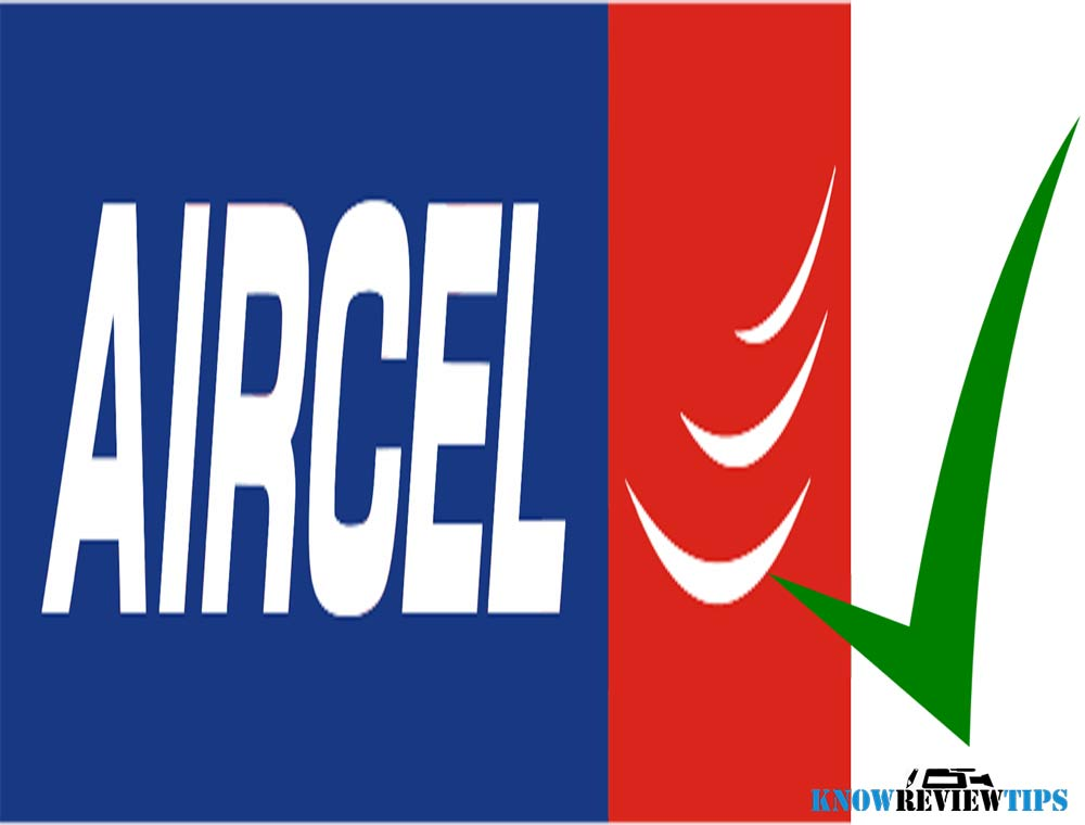 Aircel all USSD codes to check offers, balance, plans alerts logo