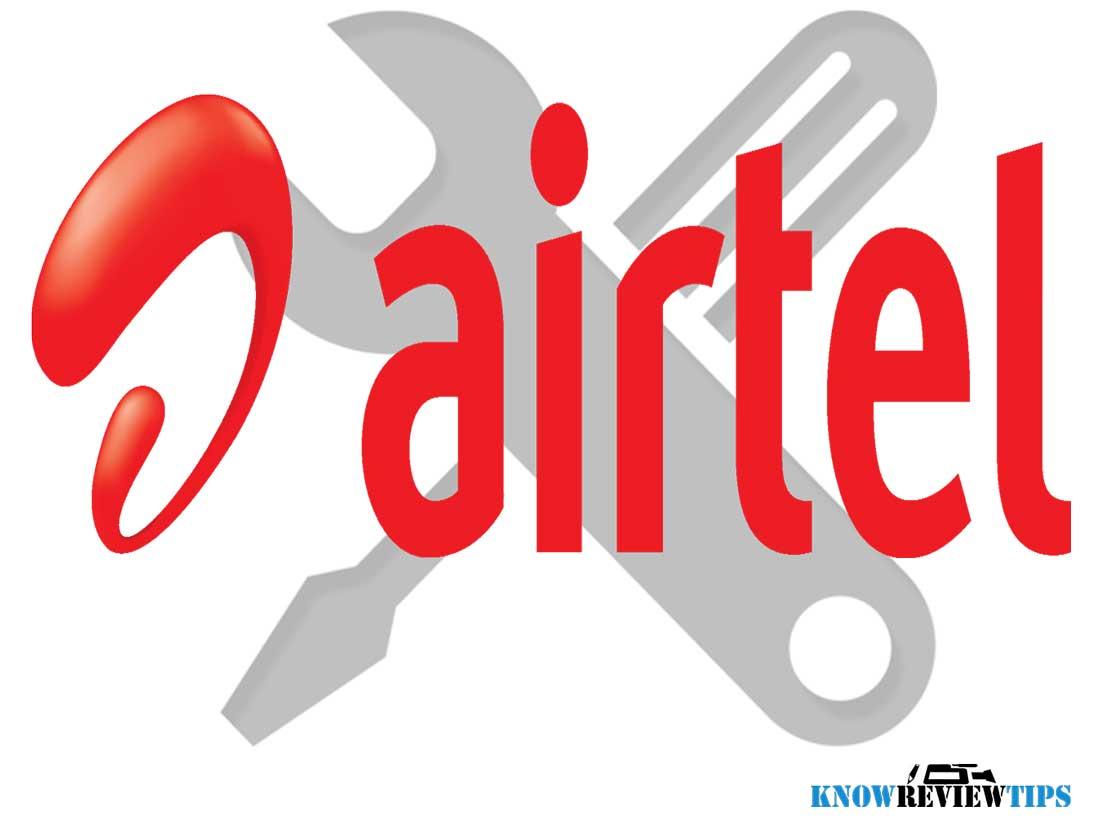 AIRTEL APN For 3G / 4G LTE / 2G / GPRS Internet Settings For