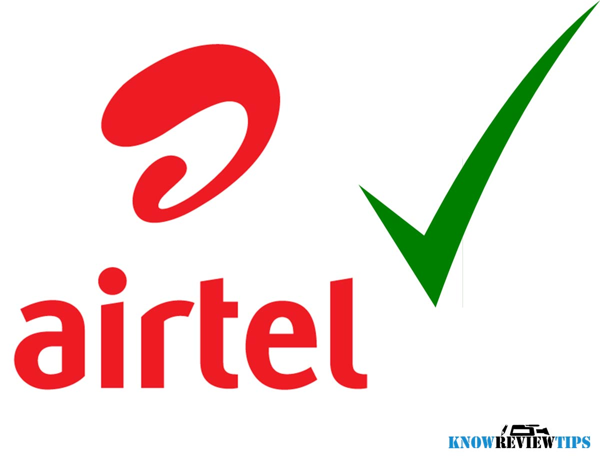 Airtel all USSD codes to check offers, Balance plans alerts logo