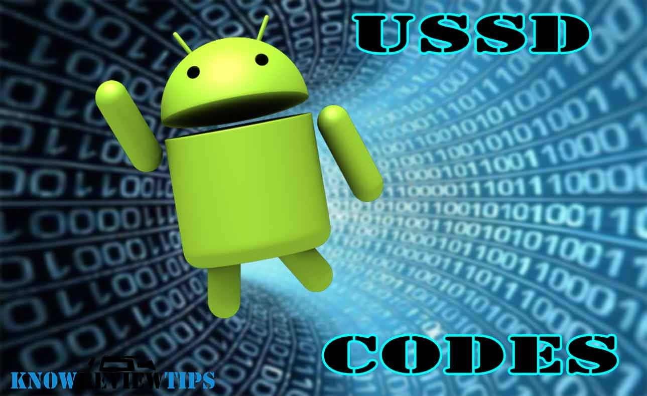 Android USSD Codes List for mobile phones