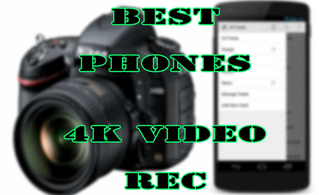 BEST Camera Android phones under 25000 RS with 4K video recording