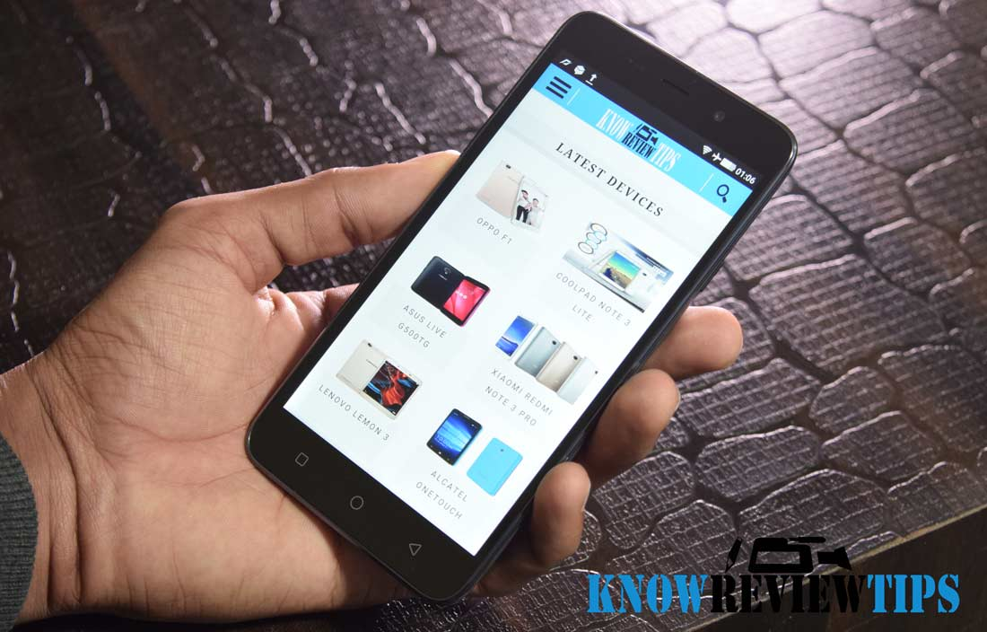 Coolpad Note 3 reviews