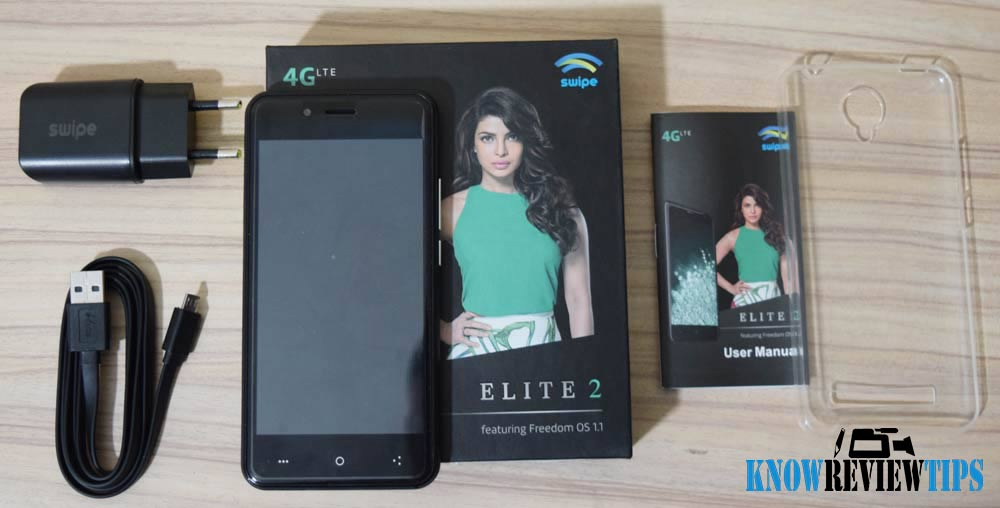 Swipe Elite 2 Unboxing