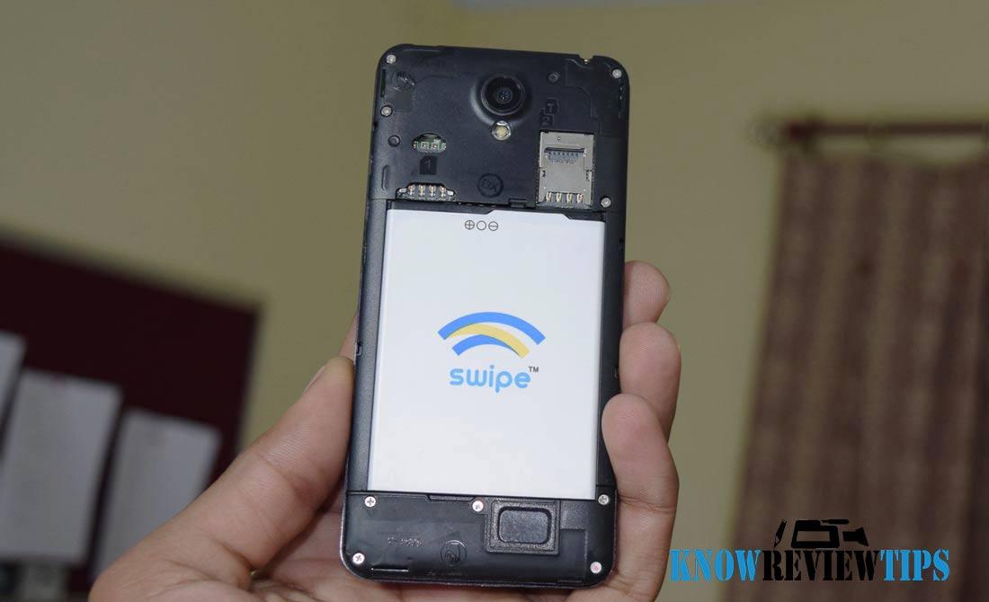 Swipe Elite2 Battery review