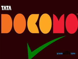 Tata Docomo ALL USSD codes to check offers, balance, plans alerts