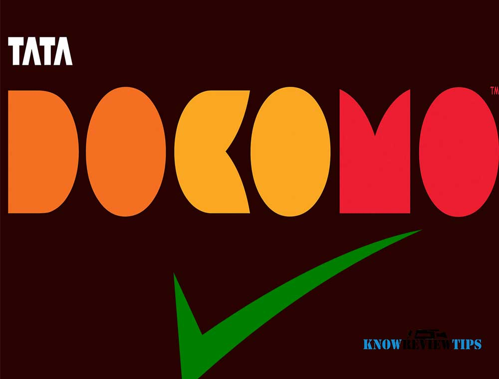 Tata Docomo ALL USSD codes to check offers, balance, plans alerts logo