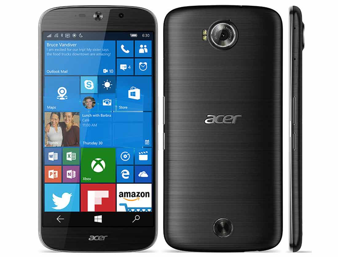 Acer Jade Primo S58