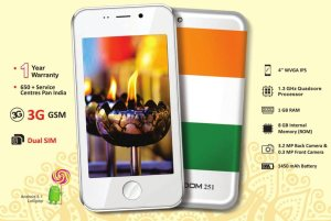 Freedom 251 from Ringing Bells is the cheapest smartphone in the world