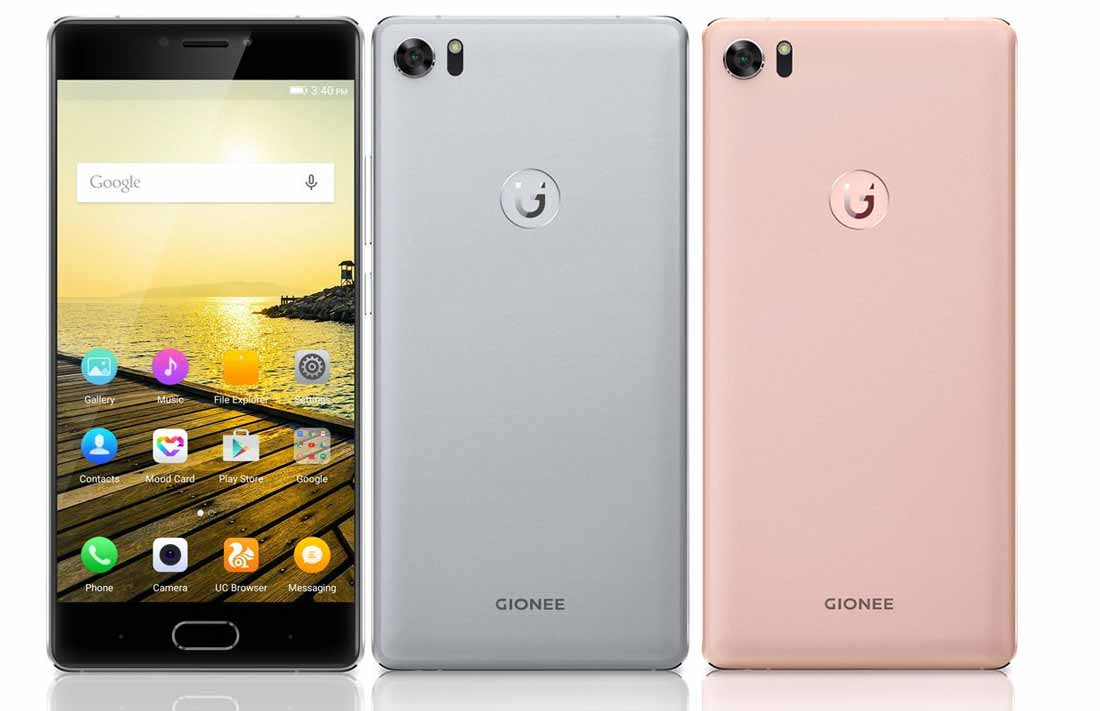 Gionee S8 Elife