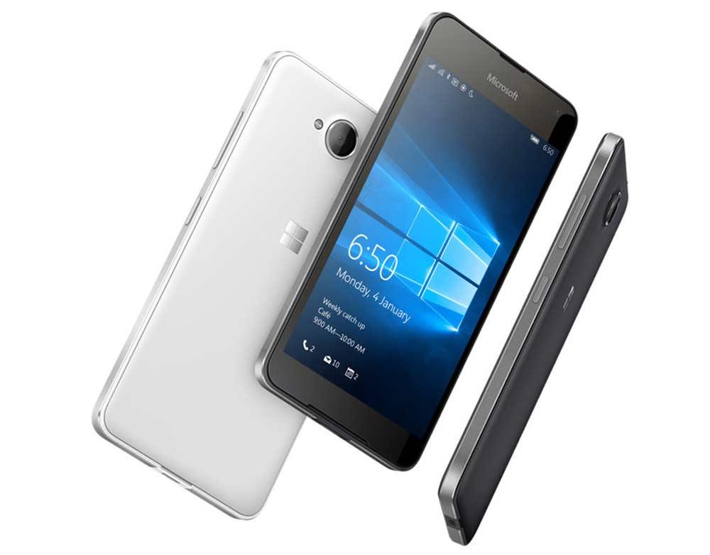 Nokia lumia 650 dual sim