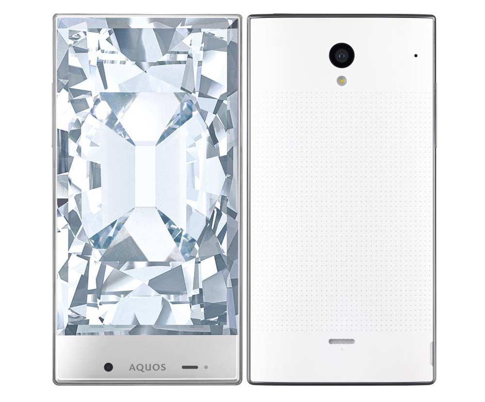 Sharp Aquos Crystal 306SH