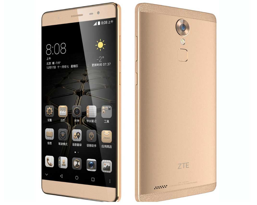 has zte axon pro review download links