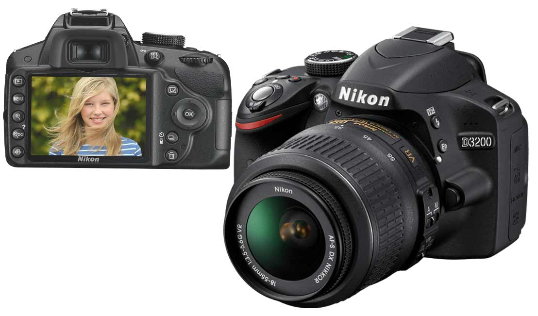 nikon d3200 price review specifications features pros cons. Black Bedroom Furniture Sets. Home Design Ideas