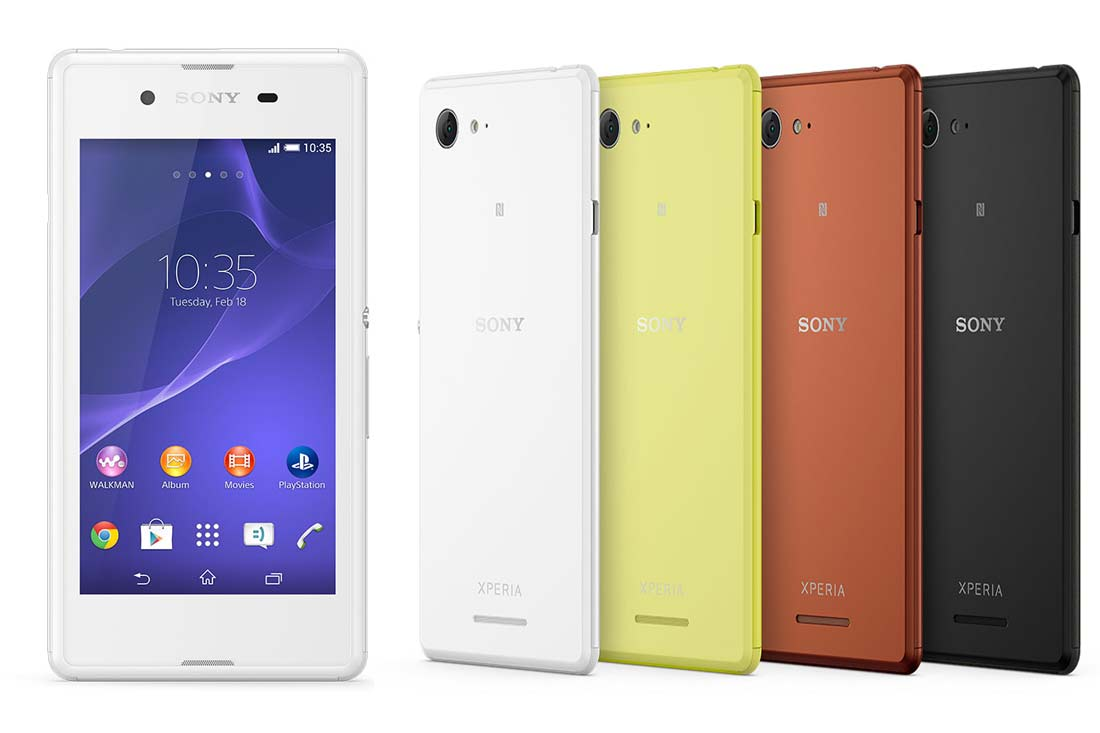 sony xperia e3 price in india fueled her longtime