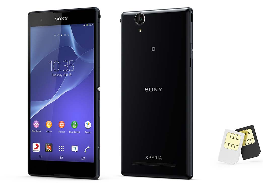 Sony Xperia T2 Ultra Dual D5322 Price Review