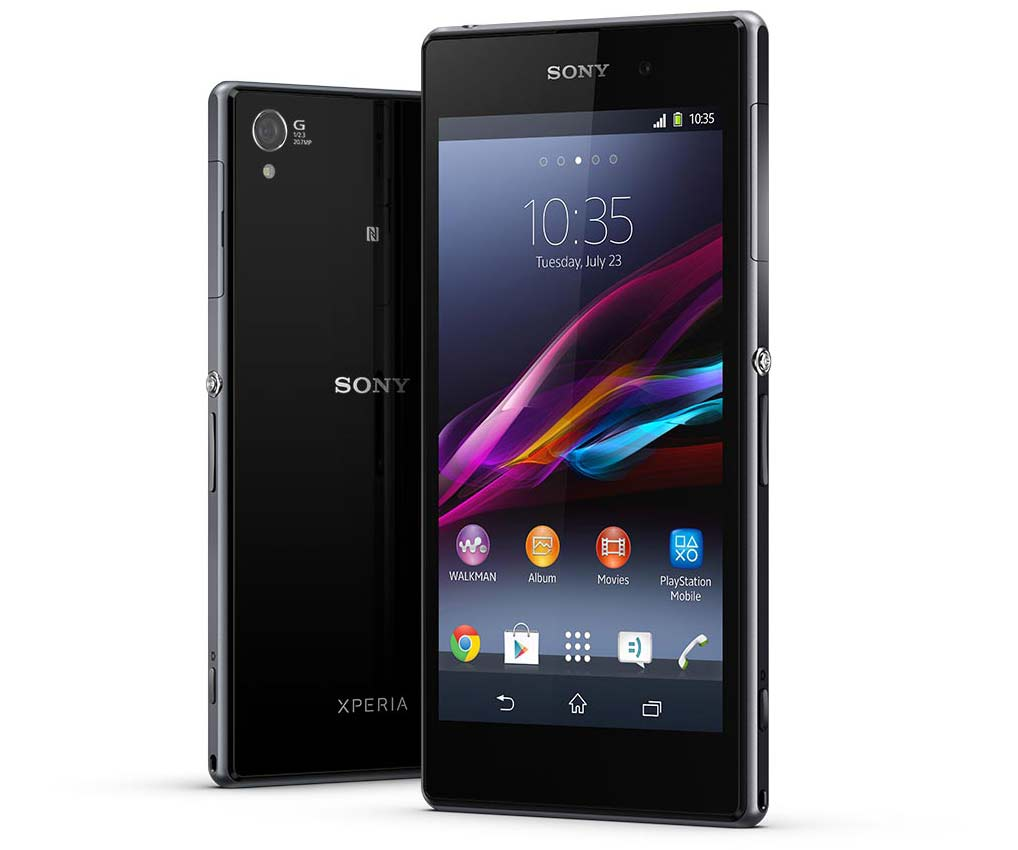 Buying decision process of sony xperia