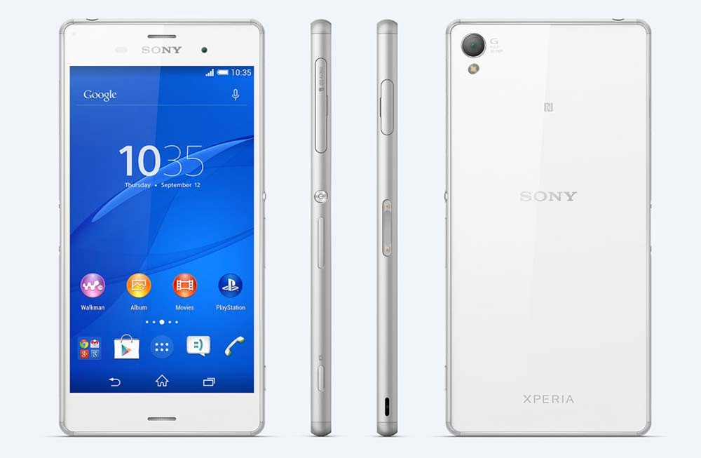 Sony Xperia Z3 D6653 Price Review Specifications, pros cons