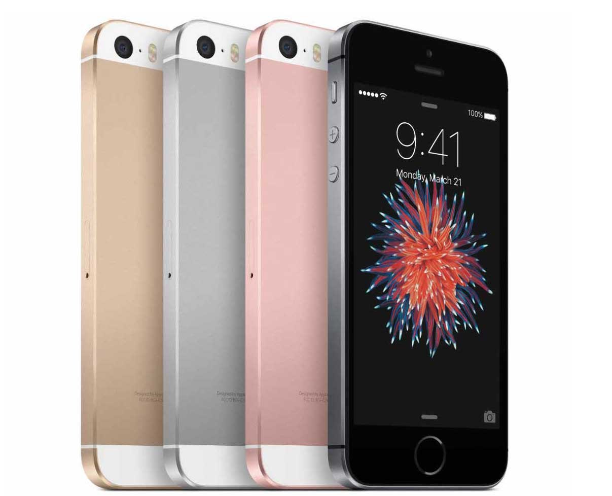 Apple iPhone SE launched