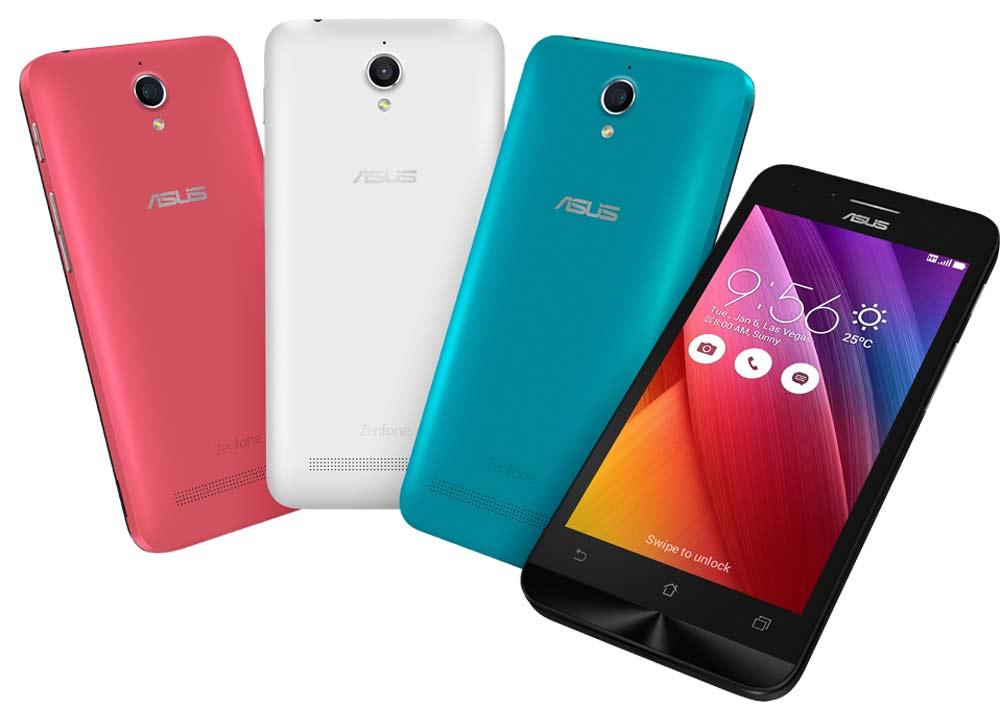 Asus ZenFone Go 4.5 ZC451TG (Mediatek)