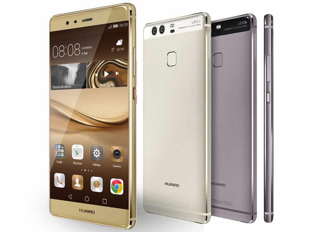 Huawei-P9-EVA-L29 and Huawei P9 Plus VIE-L29