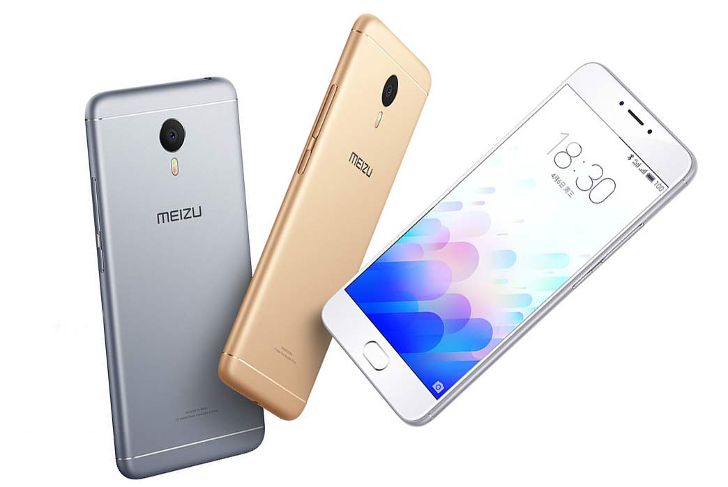 Meizu M3 Note announced