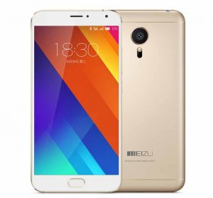 Meizu MX5e with 16MP cam, metal body announced
