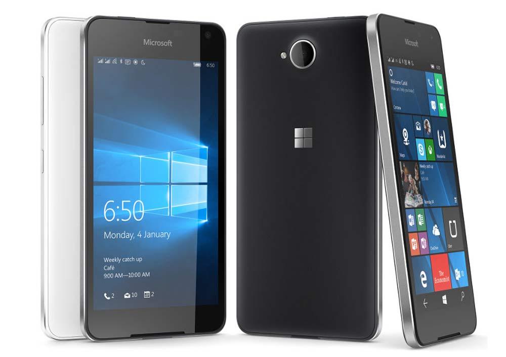 Microsoft Lumia 650 Dual SIM india