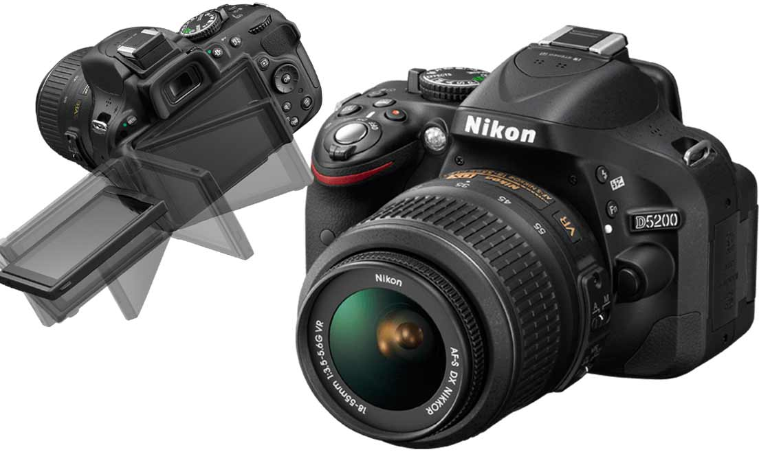 Nikon D5200 Price Reviews, Specifications