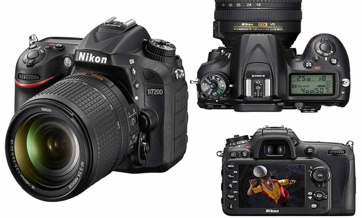Nikon D7200 Price Review Specifications Pros Cons