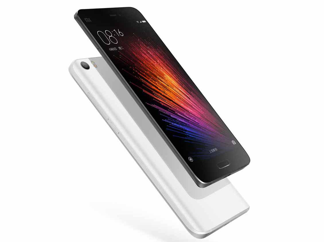 Xiaomi Mi5 india