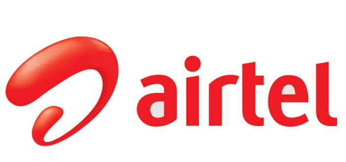 Airtel Logo. Double data offers