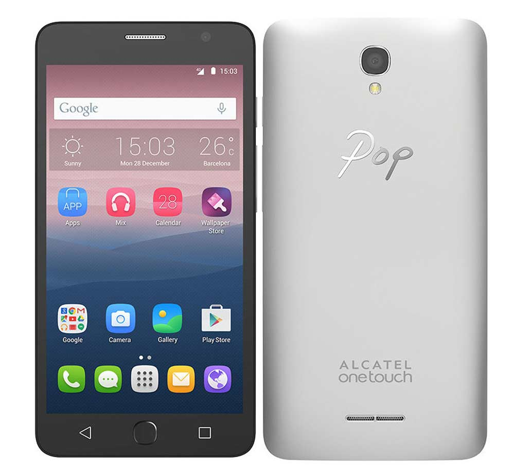 alcatel one touch pop star 5070d extremely neatly