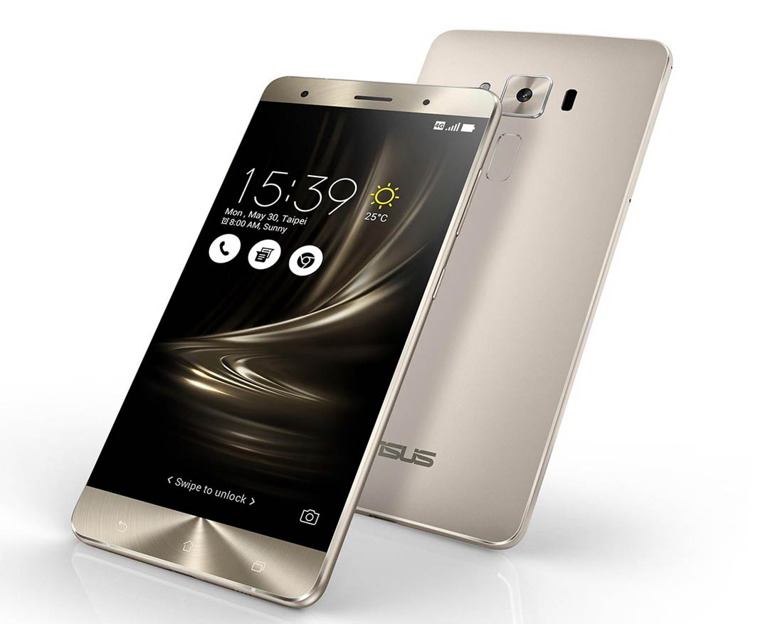 Asus Zenfone 3 Deluxe ZS570KL Price Review, Specifications ...