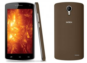 Intex Cloud Fame 4G