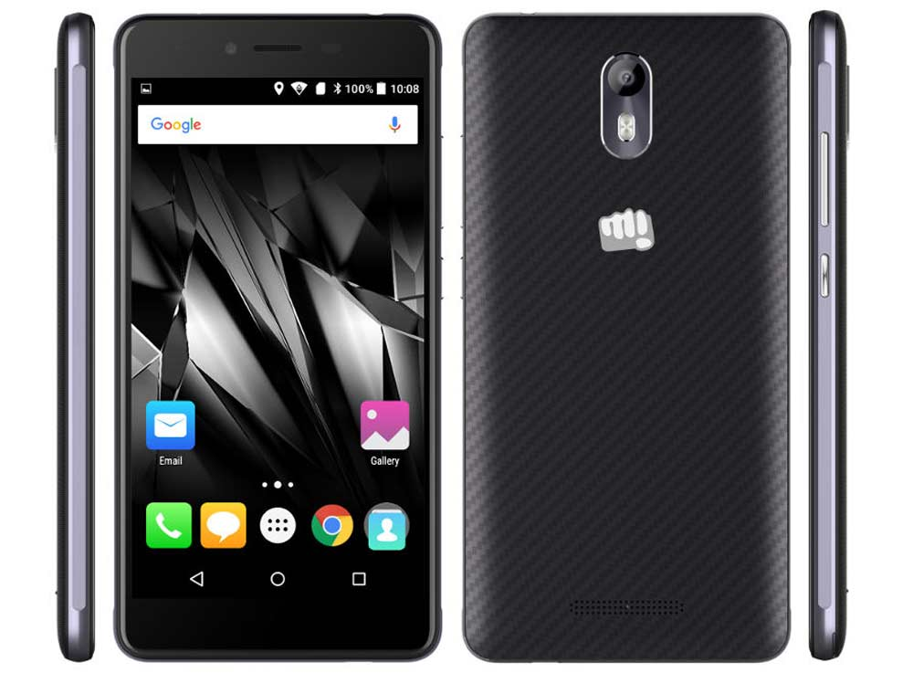 Micromax Canvas Evok E483