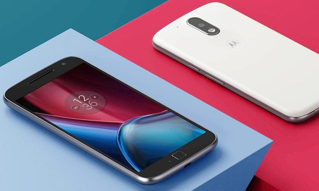 Motorola Moto G4 Plus and Moto G 4th gen launched