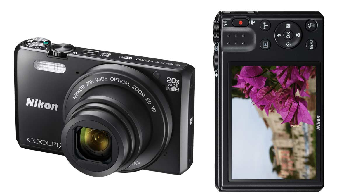 nikon coolpix s7000 price review specifications features pros cons. Black Bedroom Furniture Sets. Home Design Ideas