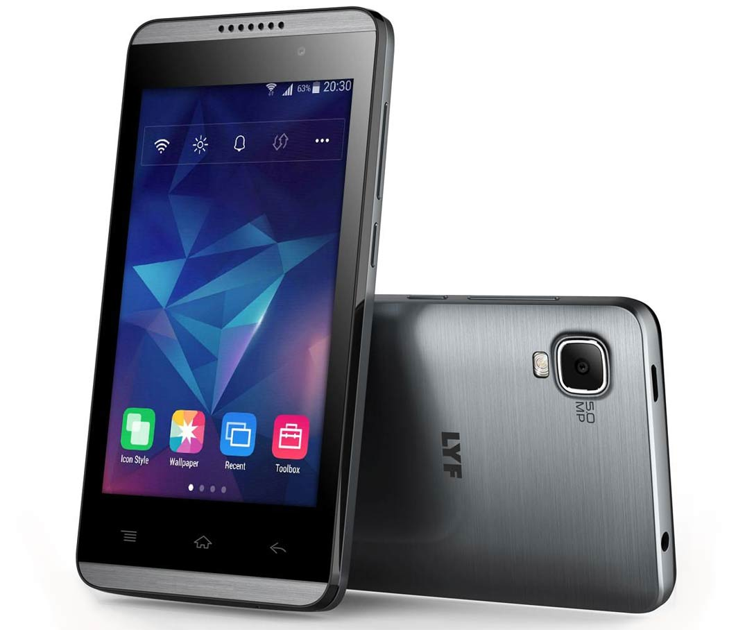 Image result for Reliance Lyf Flame 3