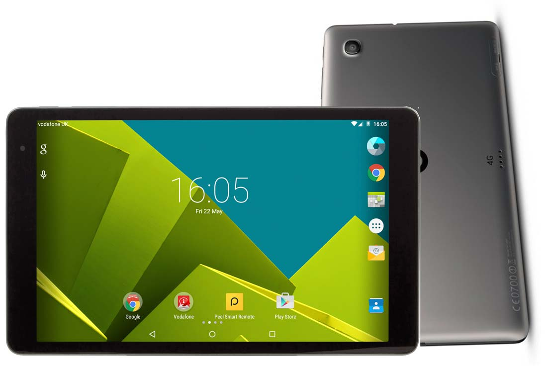 Vodafone Smart Tab Prime 6 Price Review Specifications ...
