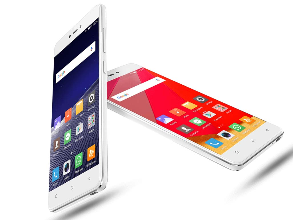Gionee f103 pro latest update download