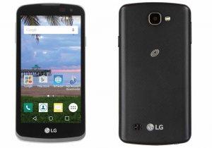 LG Rebel LTE L43AL