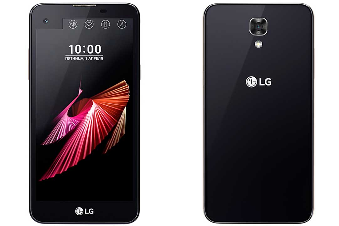 LG X View K500DS