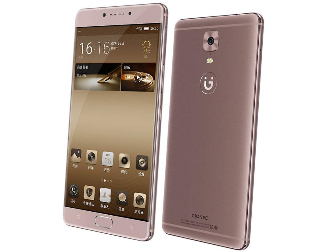 Gionee M6 GN8003