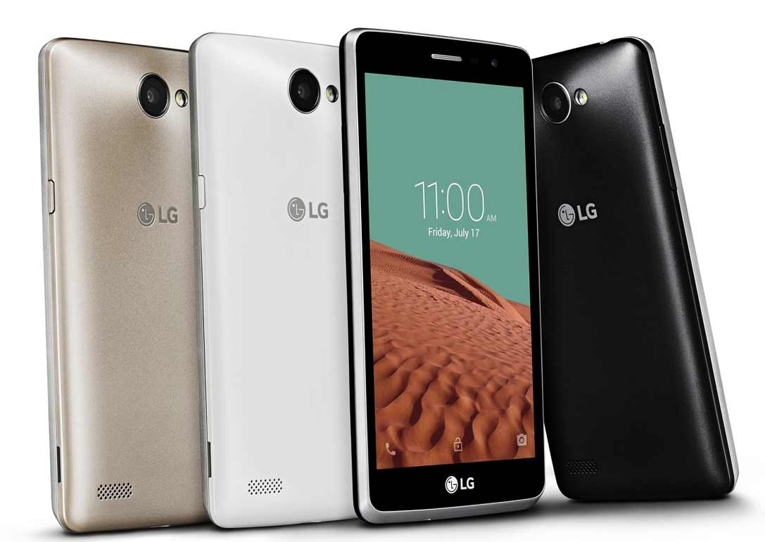 LG Bello II D335