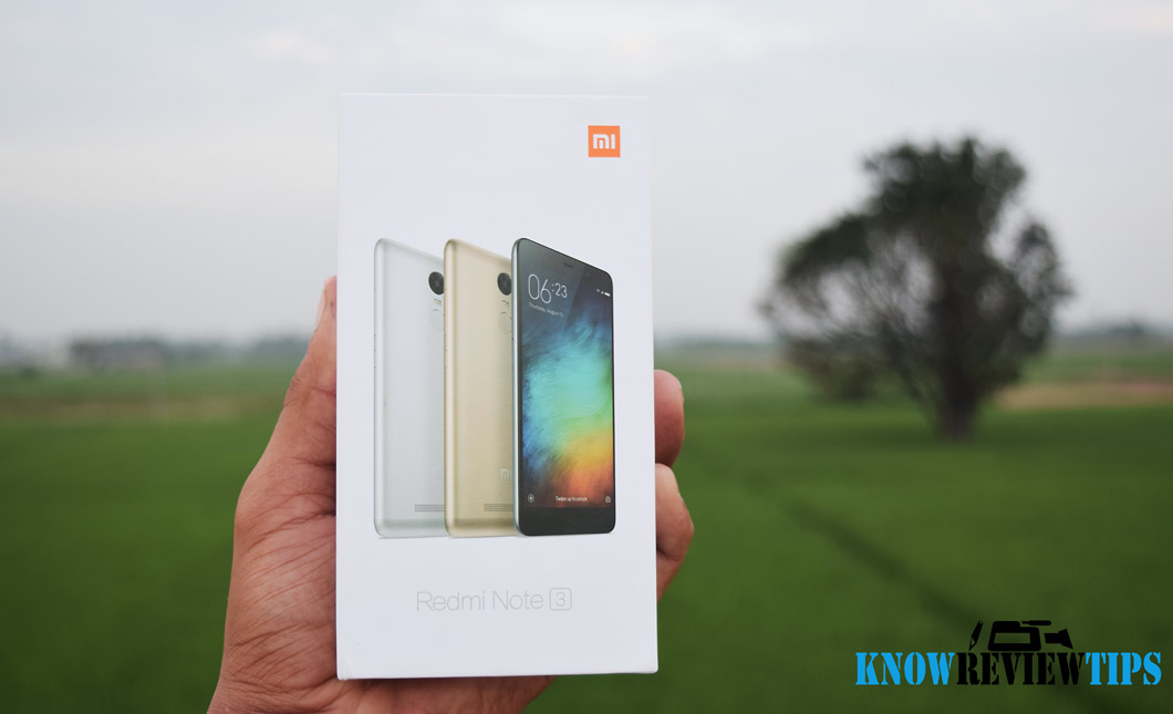 Xiaomi Redmi Note 3 Review and Unboxing
