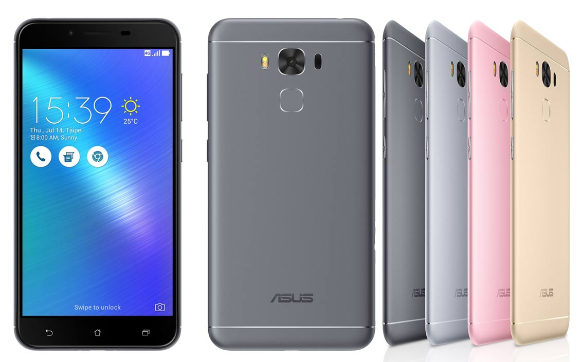Asus Zenfone 3 Max ZC553KL Price Review Specifications ...