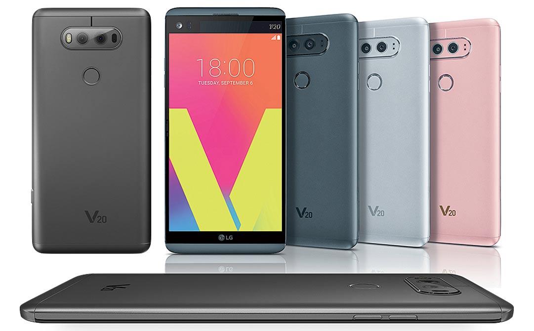 LG V20 H915